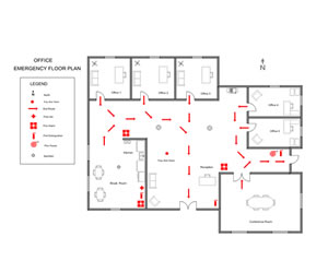 Easy to use floor plan drawing software for Free simple floor plan software